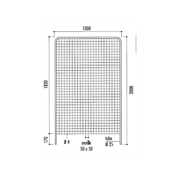 grille d 39 exposition. Black Bedroom Furniture Sets. Home Design Ideas
