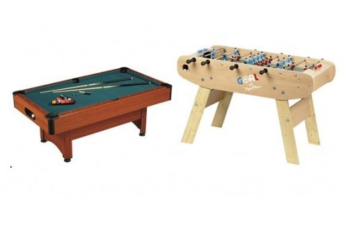baby foot ping pong billard cdirect pro. Black Bedroom Furniture Sets. Home Design Ideas