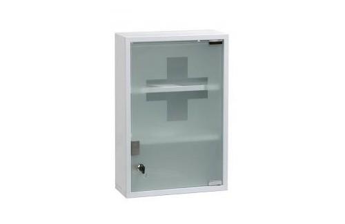 Armoire à pharmacie et armoire de toilettes