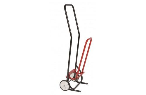 Chariot et diable de transport pour tables et chaises