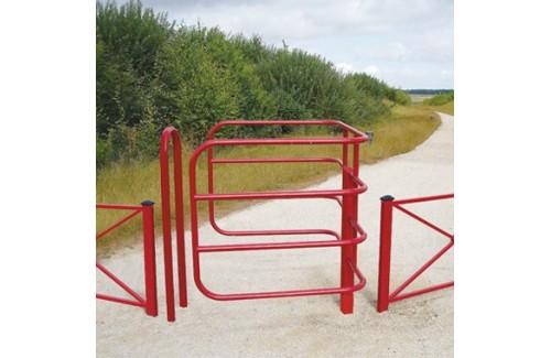 Barrière sélective – portique - Bloc parking